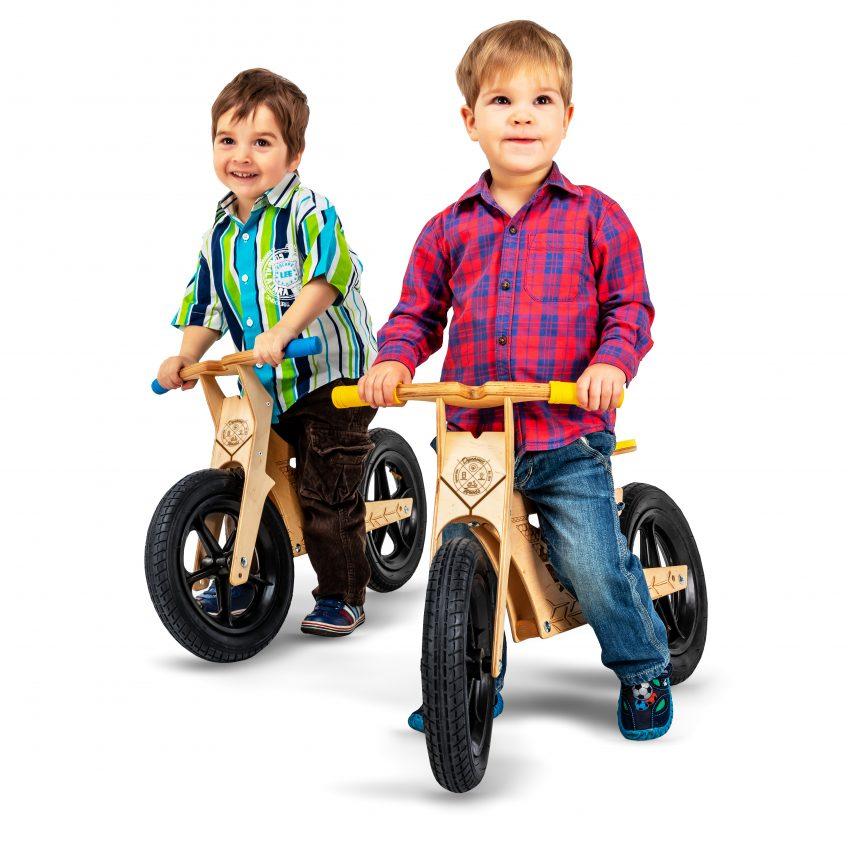 How to start riding a balance bike?