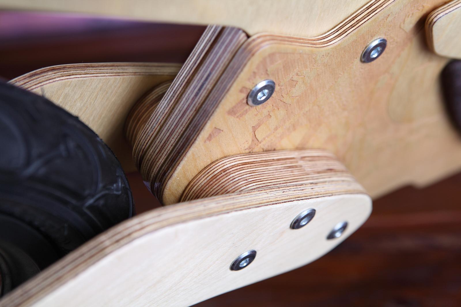 купить экологичный деревянный беговел Dynamic УКраина Киев