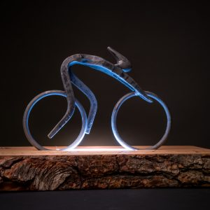 Personalized Luminaire Tour de France