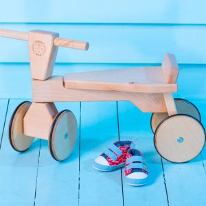 BALANCE BIKE MICROCHIP